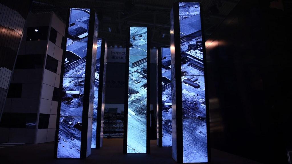 allestimento fieristico interattivo aurorameccanica trespa04
