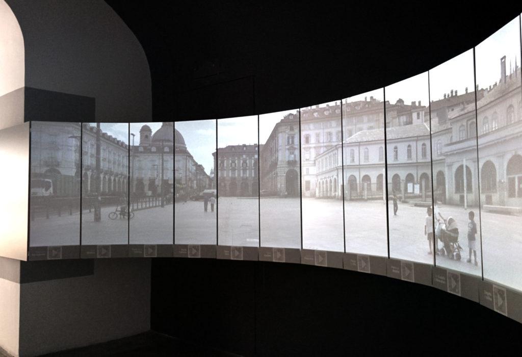 allestimento interattivo immersivo aurorameccanica urban14