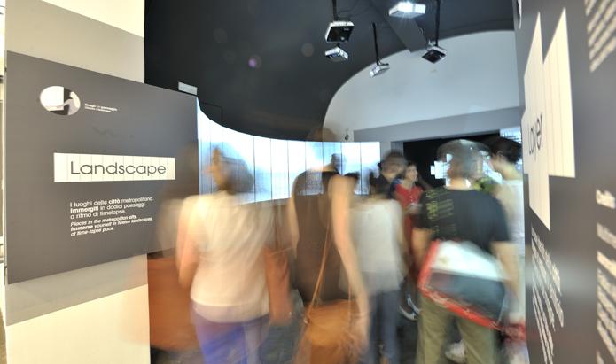 allestimento interattivo immersivo aurorameccanica urban3