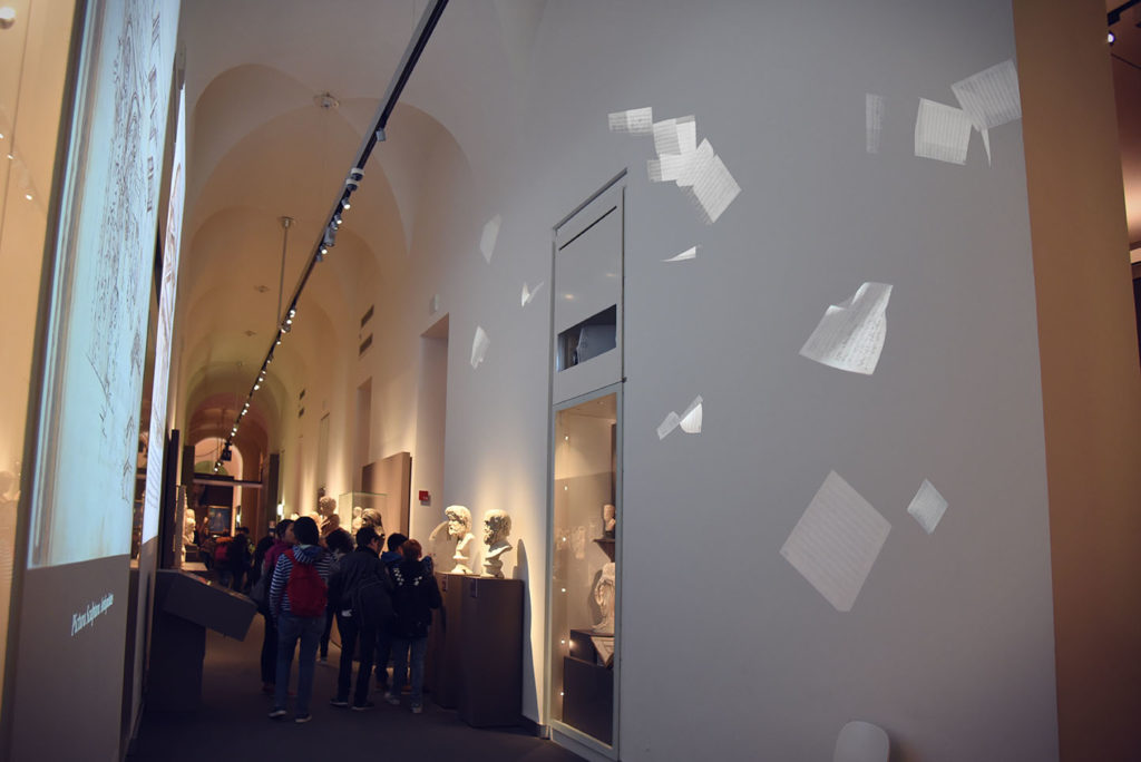 galleria sabauda aurorameccanica allestimento interattivo 9978